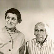 Frances Senska & Jesse Wilber