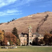 The University of Montana, Missoula