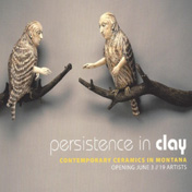 Persistence in Clay