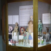 Contemporary Doll Exhibition by Montana Clay Artist: Beth Lo, Carla Potter, Jonathan Read, Adrian Arleo, Mimi Werner, Chris Riccardo, Susan Carson, Janet Whaley